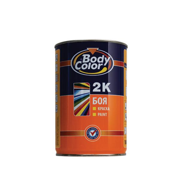 2К Авто боя акрилна Body Color RAL9016 0.900