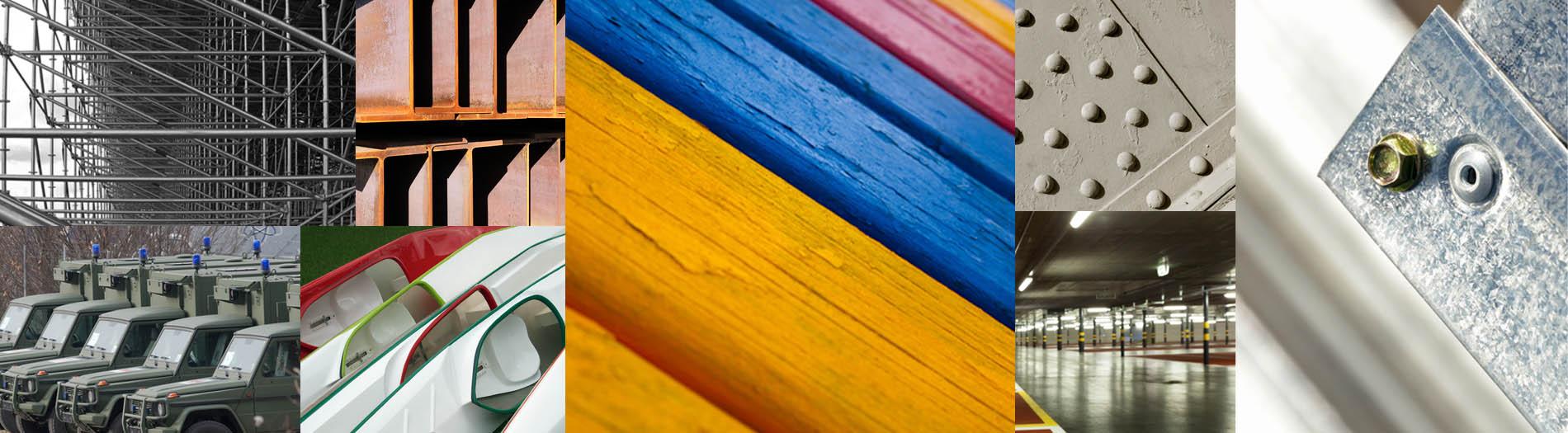 Индустриални бои Mipa каталог