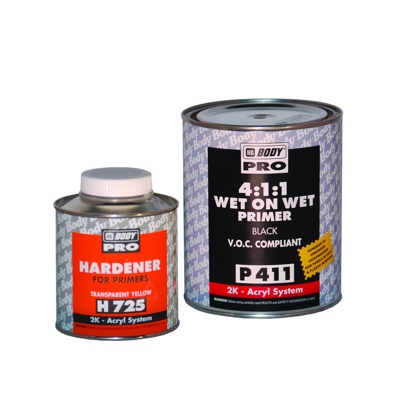 Основа Body P411 wet-wet 4:1:1 1л