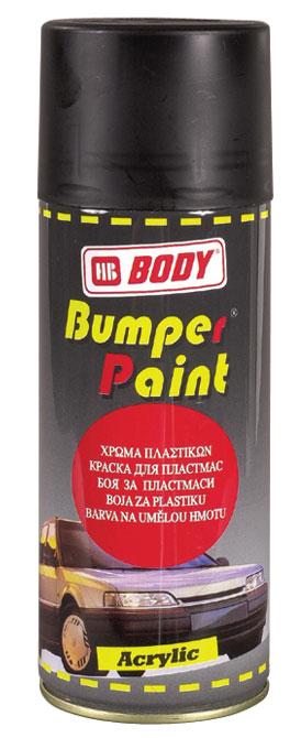 Спрей HB Body Bumper 02 сив 0,400