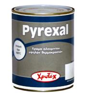 Топлоустойчива алуминиева боя  Pyrexal