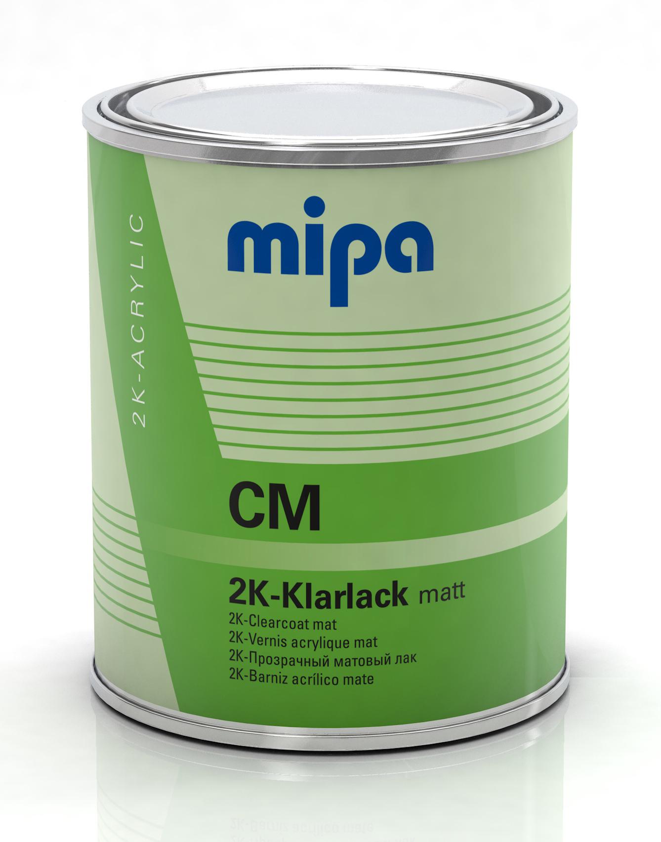 Авто лак MIPA 2K MATT 0.500